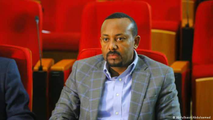 Äthiopien Abiy Ahmed OPDO (Abdulbasit Abdulsemed )