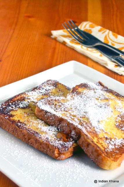 Sweet French Toast Recipe