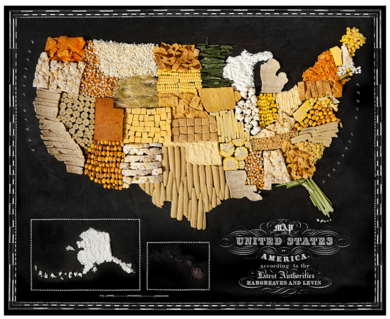 country-food-maps