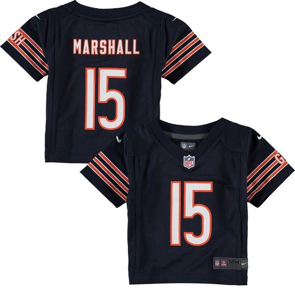 Nike Brandon Marshall Chicago Bears Infant Game Jersey  Navy Blue  Fanatics.com