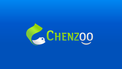 chenzoo daily deal website for dicount items logo design