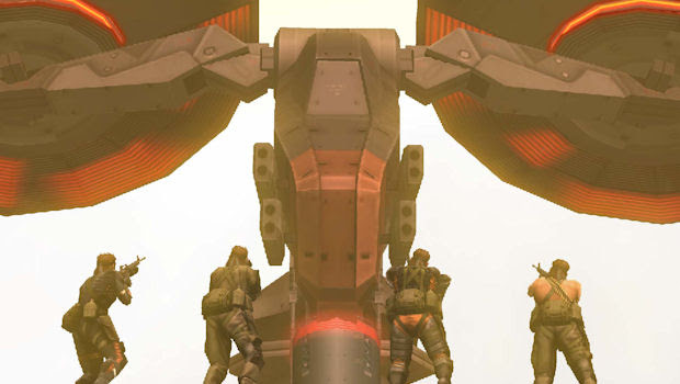 Sony reveals the PSP Engine screenshot