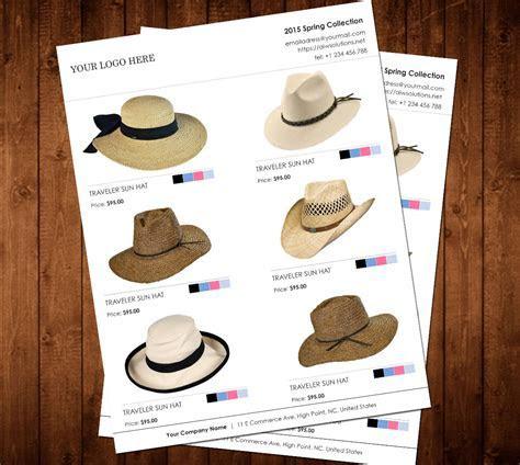 custom catalog, custom line sheet, line sheet design