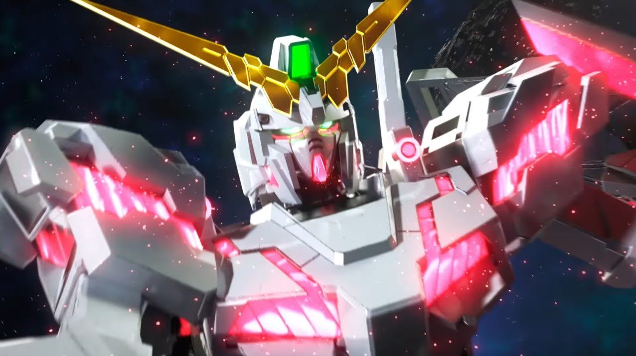 That life-sized Unicorn Gundam is coming along nicely screenshot