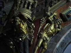 Tg 00040 Baroque Features of the Igreja de Sao Goncalo, Amarante, Portugal, Image by Craig Hill, Travelgroupie