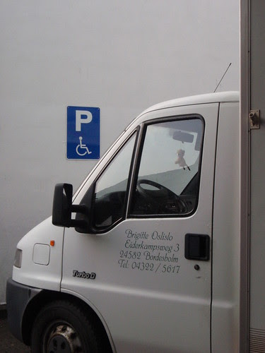 Behindertenparkplätze und ihre Nutzung