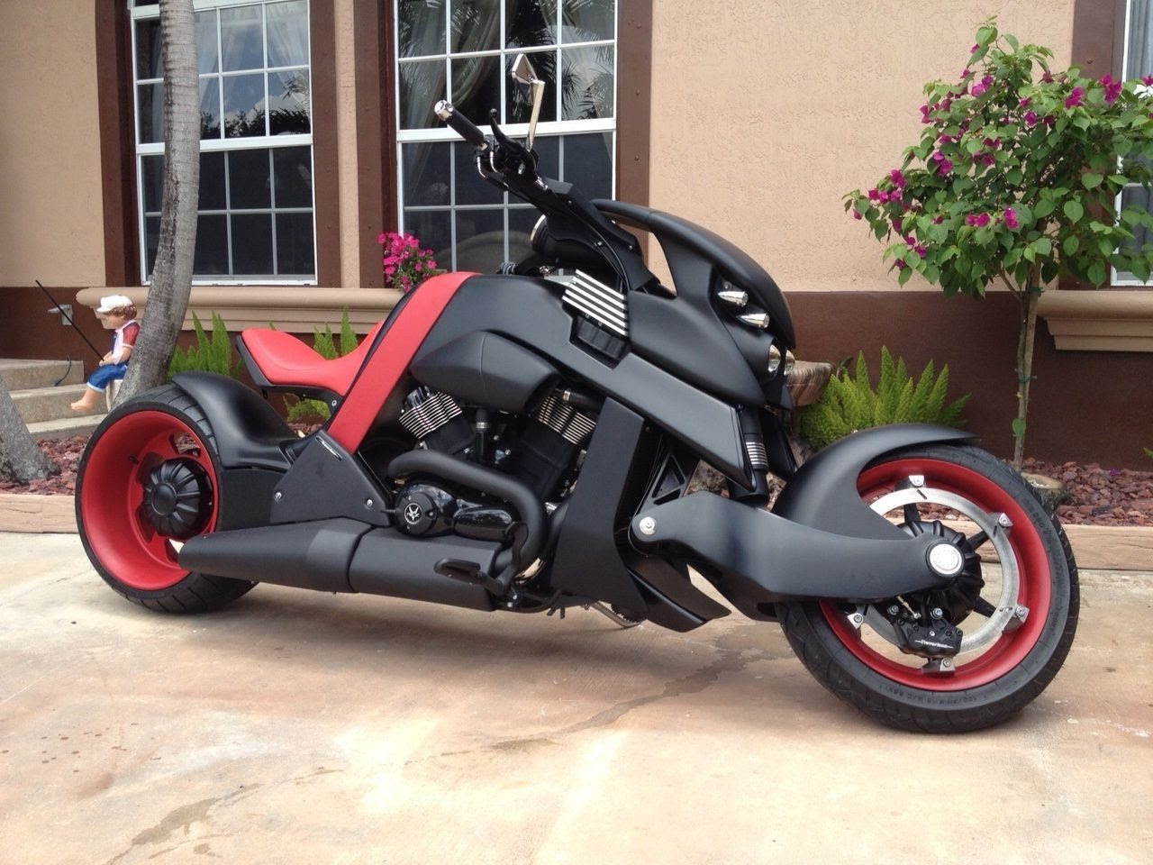2015 TRAVERTSON VREX with Harley Davidson engine for sale