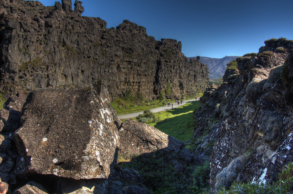 A Dorsal Meso-Atlântica na Islândia 07