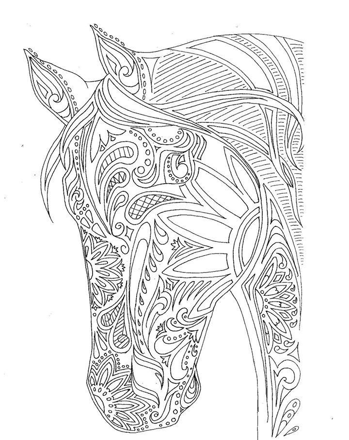 Zentangle Patterns Coloring Pages at GetDrawings | Free ...