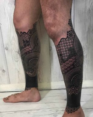 Leg Tattoos Best Tattoo Ideas Gallery