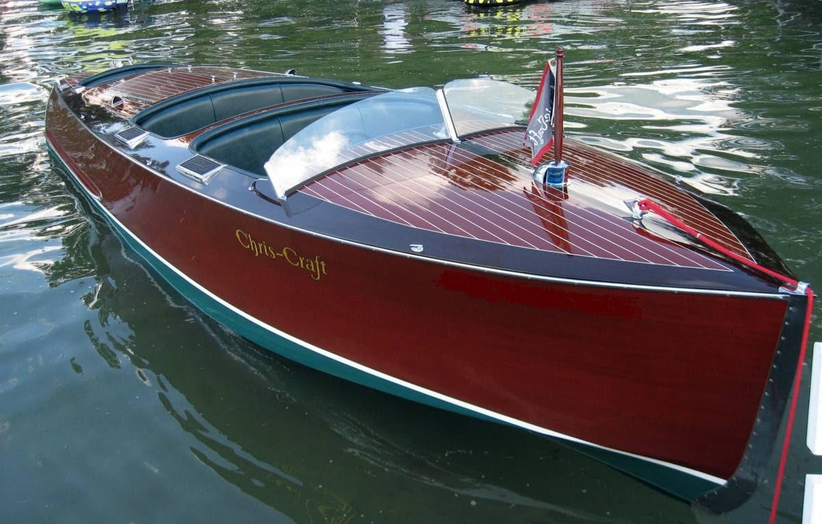 Carollza: Get Wooden boat plans chris craft
