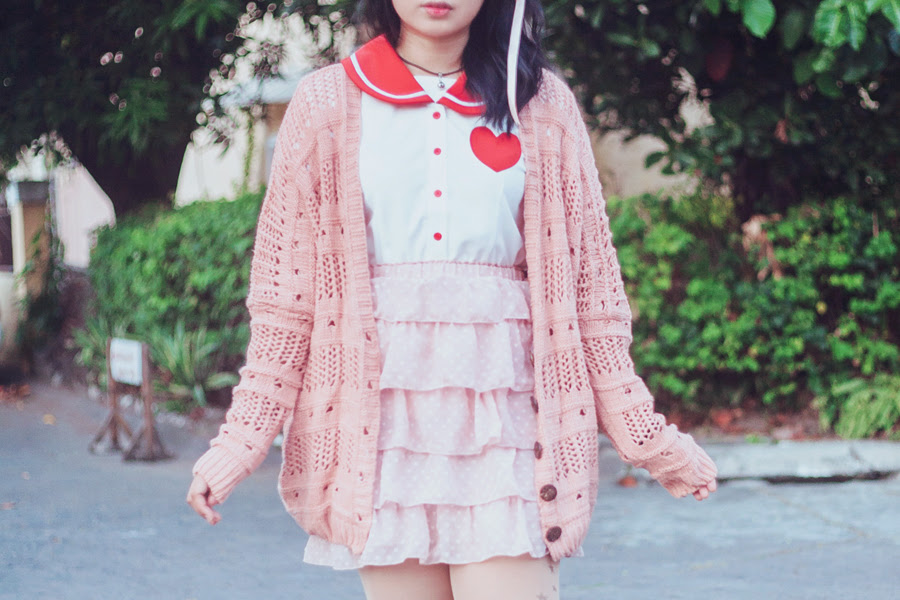 the Kawaii Girl uniform | chainyan.co