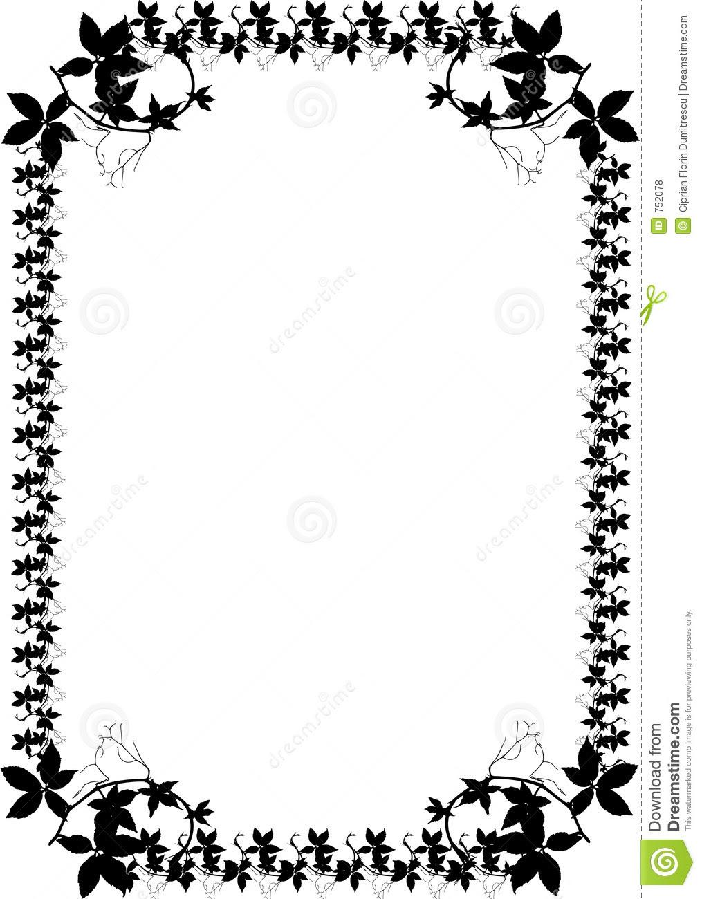 19 Black Border Designs Cool Images Black And White Border Designs Free Cool Black And White Borders And Cool Black And White Border Designs Newdesignfile Com