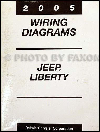 2005 Jeep Liberty Wiring Diagram