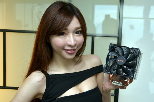 Booth Babes Computex 2014 (40)