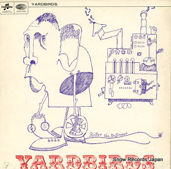 YARDBIRDS, THE s/t
