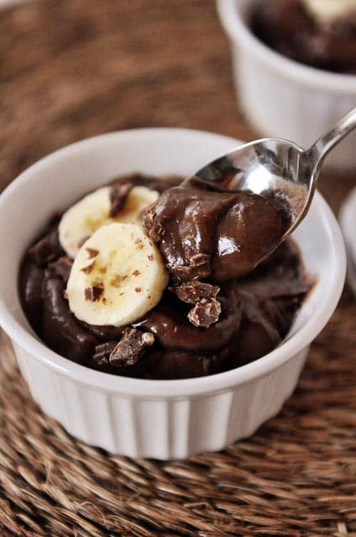 Dairy Free, Egg Free Chocolate Pudding