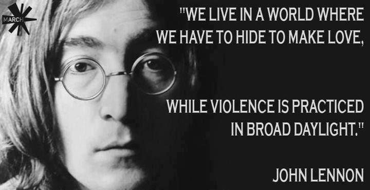 Old Famous Quotes John Lennon. QuotesGram