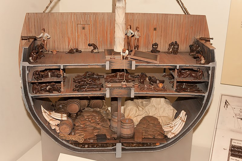File:Kenneth Lu - Slave ship model ( (4811223749).jpg