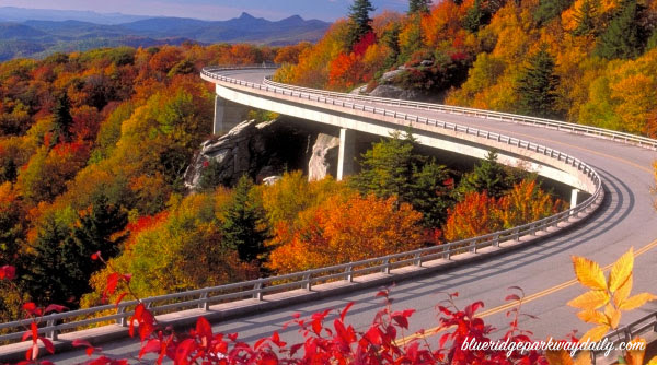 Blue Ridge Parkway – Estados Unidos
