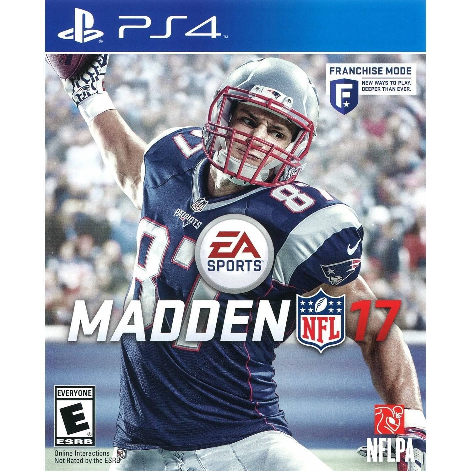 Ps4 Madden NFL 17 English R2 end 6/14/2019 12:29 PM  MYT
