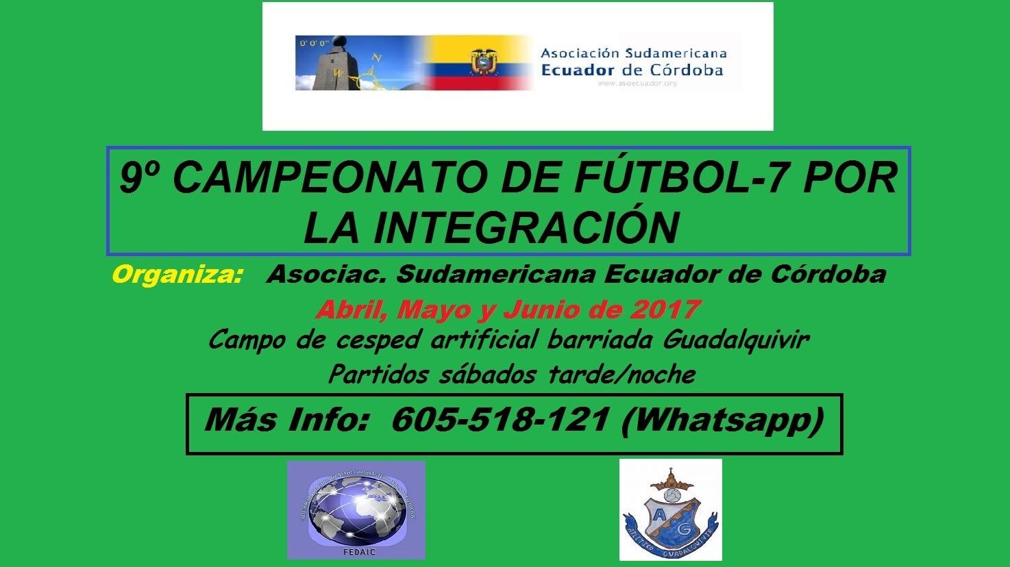 campeonato futbol 2017
