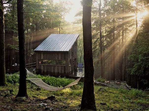 25 παραμυθένια ξύλινα σπίτια στην εξοχή (24)
