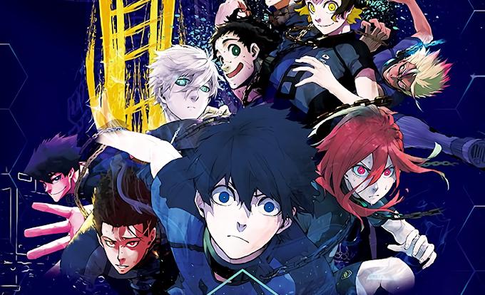 Rumor Anime Blue Lock