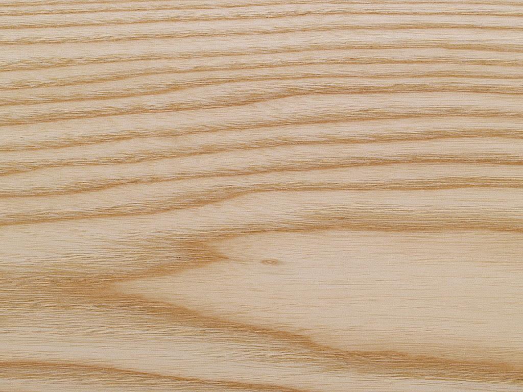 planed timber american ash grain close up