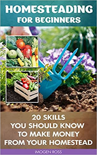 Homesteading For Beginners: 20 Skills You Should Know To Make Money From Your Homestead: (How to Build a Backyard Farm, Mini Farming Self-Sufficiency On ... farming, How to build a chicken coop,)