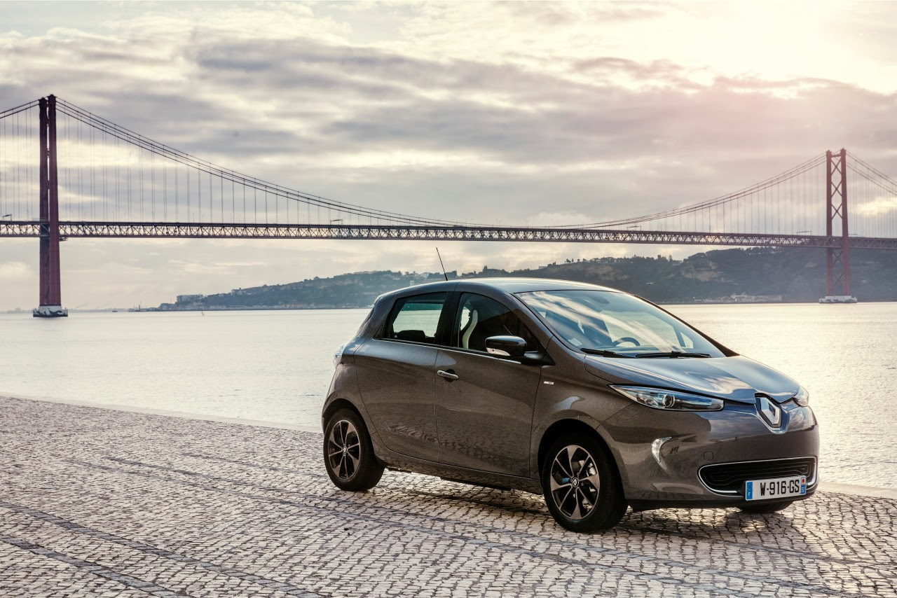 Image result for Renault Zoe Portugal