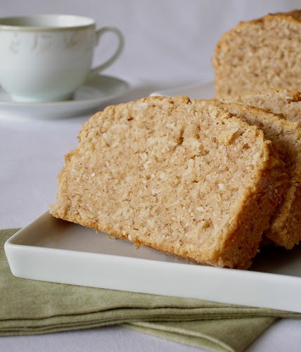 Bill's coconut bread