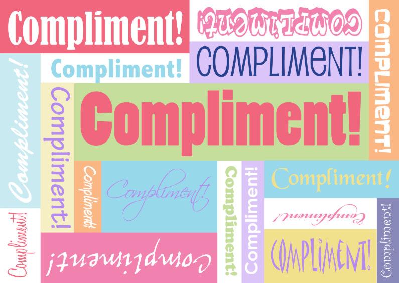 Vandaag 1 Maart is het complimentendag - Plazilla.com