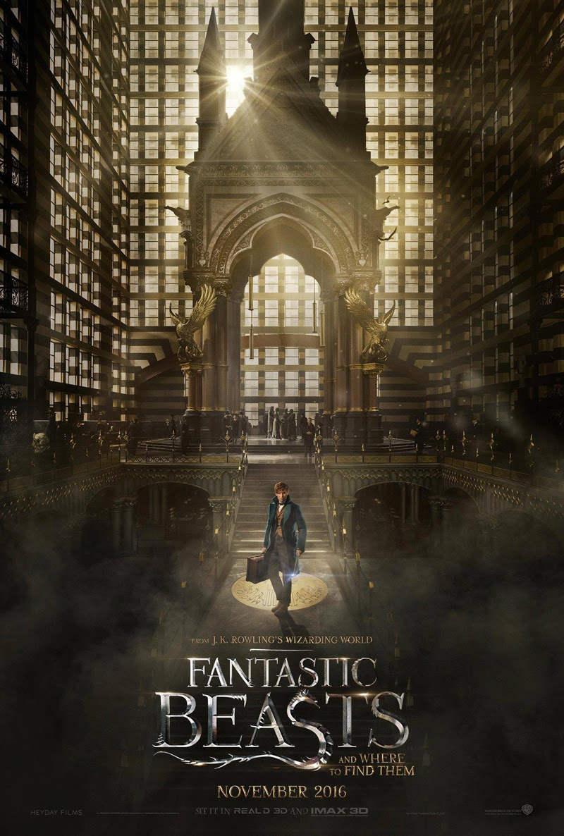Resultado de imagen de fantastic beasts and where to find them