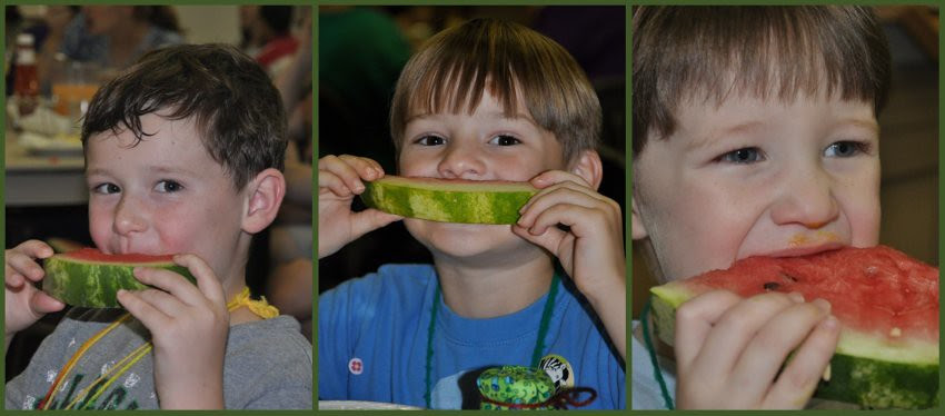 We LOVE Watermelon