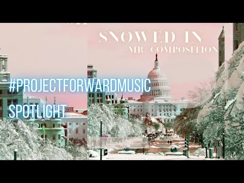 Mr. Composition, The Capital Building Adds Momentum to New Music #ProjectForwardMusic