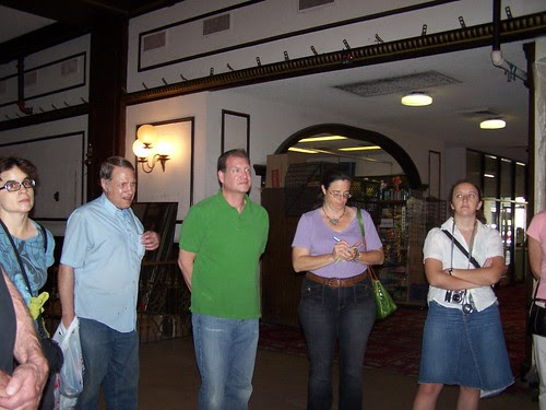 alexandria hotel tour group