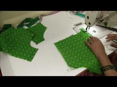 new beautiful blouse design cutting and stitching 2020 || MAKE AT HOME