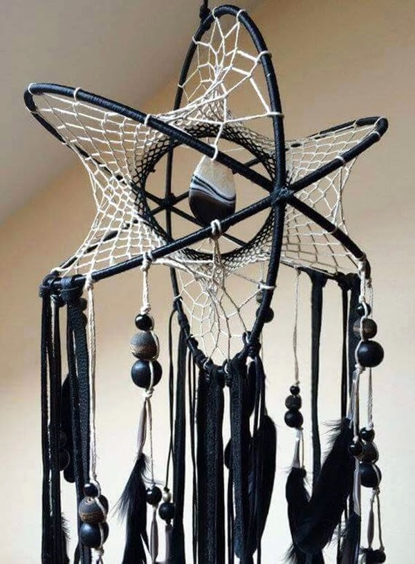 DIY Dream Catcher Ideas For Decoraion (13)