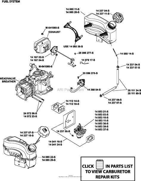 Kohler XT149-0316 TORO Parts Diagram for Fuel System