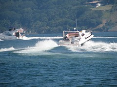 ICAR power boat scene