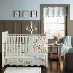 Nursery Wall Decor | Room Decorating Ideas