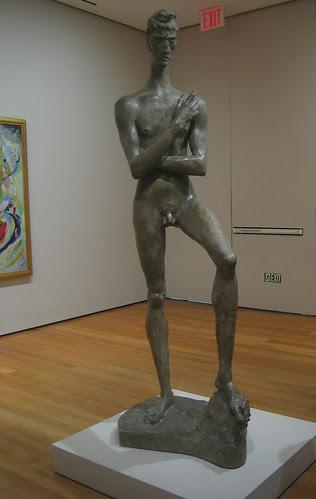 Standing Youth, 1913, Wilhelm Lehmbruck _7425(m)