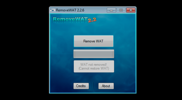Aplicativo RemoveWAT (Foto: Reprodução/Helito Bijora)