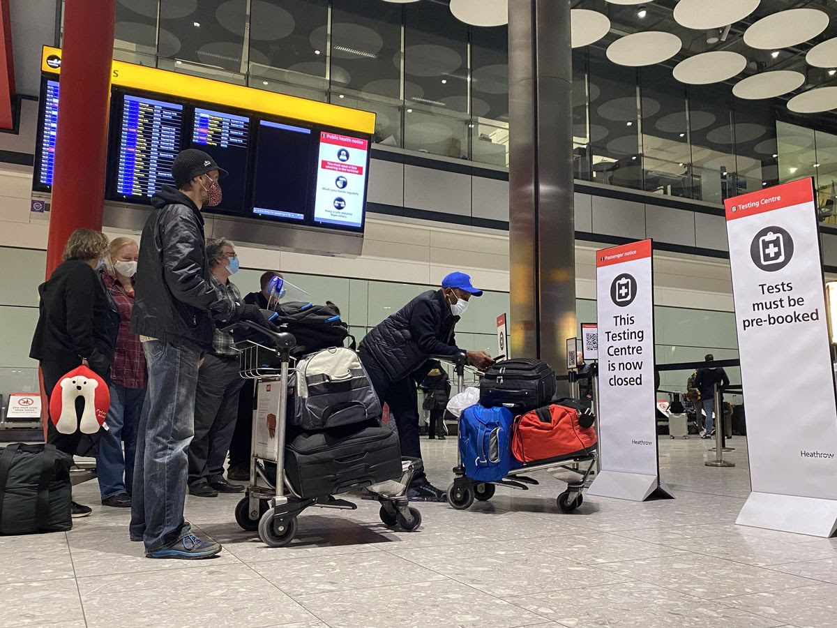 Travel updates live: Latest green, amber and red list countries to be announced