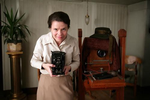 Maria Larsson, photographer