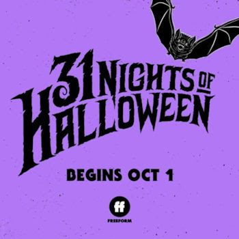 Freeform's 31 Nights of Halloween