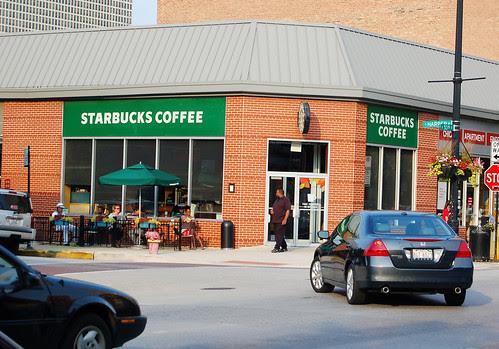 Starbucks on 53rd
