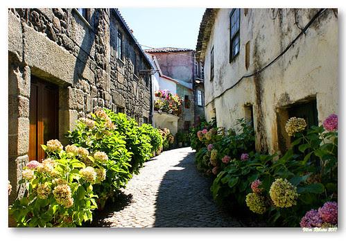 Rua da Alegria (Judiaria de Trancoso) by VRfoto