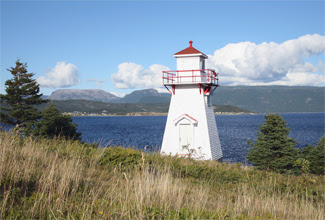 Pleasant Lighthouses Of Newfoundland By Kraig Google My Maps Interior Design Ideas Ghosoteloinfo